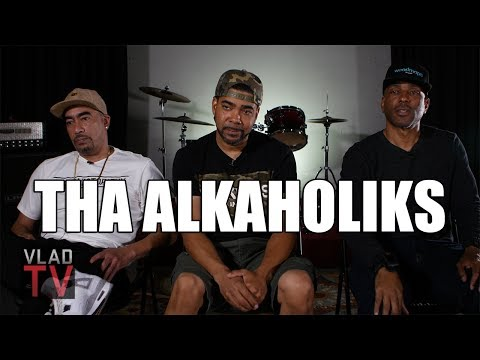 Alkaholiks on Their 2nd Album, King T Telling Tash to Step His Lyrics Up