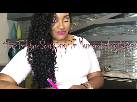 HOW I USED SCRIPTING TO MANIFEST MY LUXURY APARTMENT || LAW OF ATTRACTION SUCCESS STORY