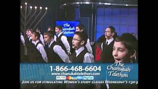 New York Boys Choir Sings Ma