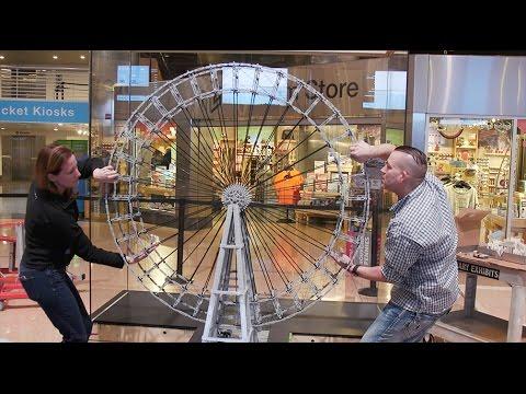 1893 World's Columbian Exposition Ferris Wheel