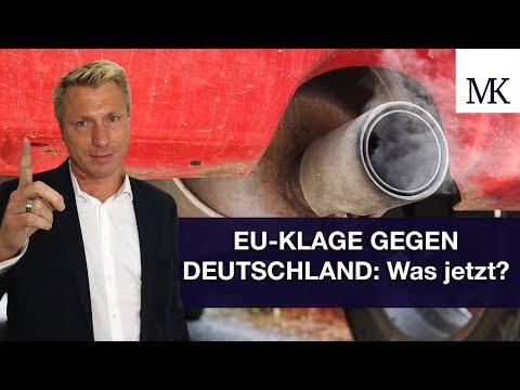 Abgasskandal ist Schuld! EU Klage gegen Deutschland: Was tun? #FragMingers