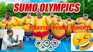 Vikkstar Funniest Moments Sidemen Sumo Olympics