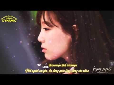 [FMV][Vietsub-Kara] I Love You - Taeyeon (Athena OST)