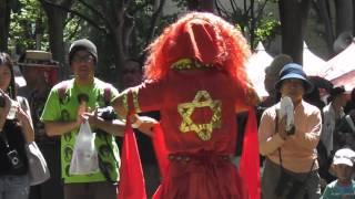 【Nepal】ネワール族・ラケ踊り  -   Newar people group dance of the (spirits · Rake)