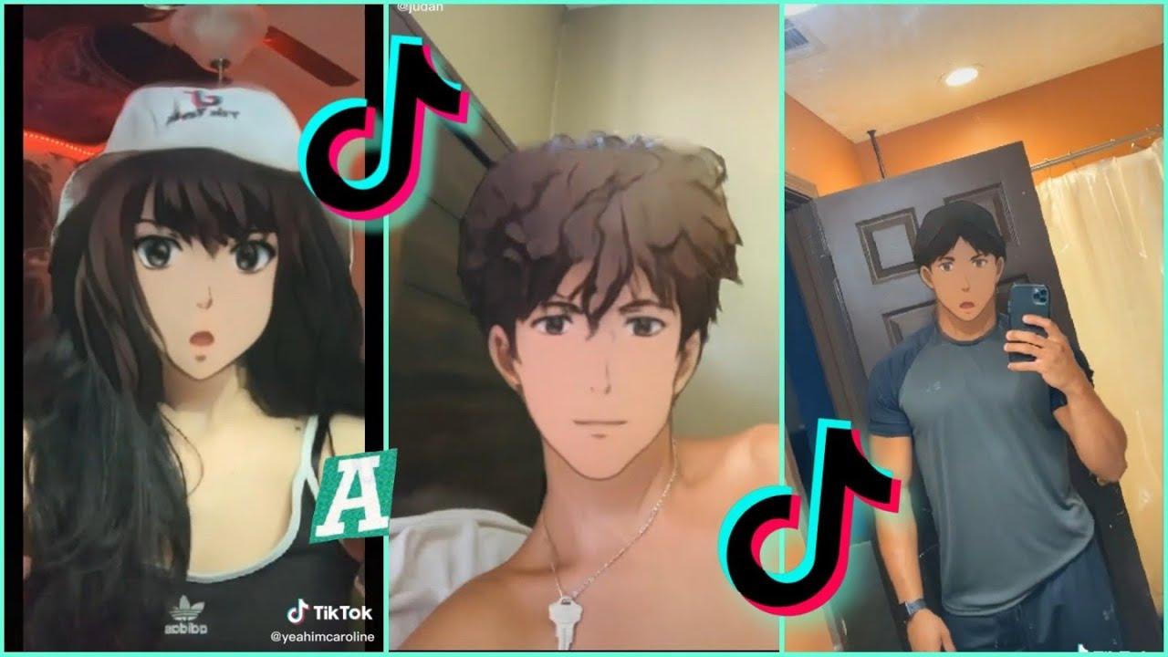 """Better When I'm Dancing "" TikTok Trend Anime Edition ...  |Tiktok Trend Anime"