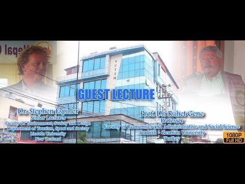 Guest Lecture Program By NCTTM | Nepal College of Travel & Tourism Management