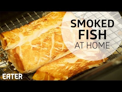 How To Smoke Fish At Home