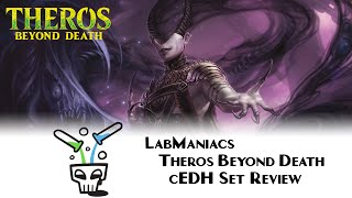 Competitive EDH (cEDH) Set Review: Theros Beyond Death