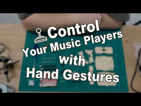 Control Your Music Players with Hand Gestures--Grove Gesture