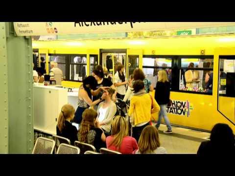 Ubahn mode berlin