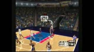ESPN NBA 2Night Dreamcast Gameplay