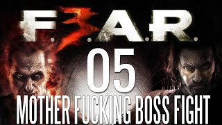 Eden and Katt Play: F.E.A.R. 3 [P5] - Mother F*cking Boss Fight!