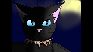 Speedpaint|Warrior cats Scourge|Коты воители Бич
