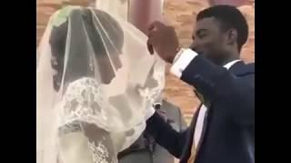 Когда видишь невесту впервые