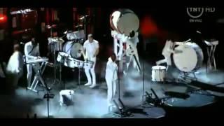 Grammy Awards 2014 - Imagine Dragons feat Kendrick Lamar Live Performance (Uncensored)