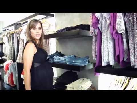 33d99917b Michelle Maternity - Ropa de Maternidad - Prog. 2 - 16 03 13 - YouTube