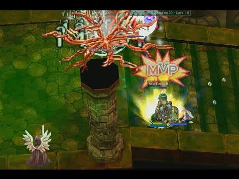 Ragnarok Online: Full Endless Tower Run Genetic + Royal Guard