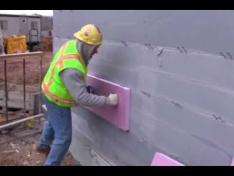 Polyguard Products - Integrated Building Envelope (IBE) - Insulating the Cavity (Airlok Flex®)