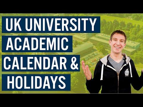 UK University Academic Calendar And Holidays - Study In The UK | Cardiff Met International