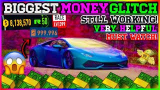 **GAME BREAKING MONEY GLITCH** Need For Speed Payback Money Glitch (BEST WORKING MONEY GLITCH)