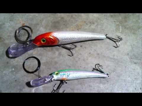 Manns Stretch 30 Magnum Diving Trolling Lure For Big Game Fish! ... Review