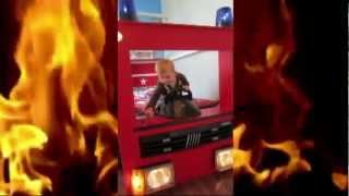 Ikea Kura Brandweer Bed.mp4