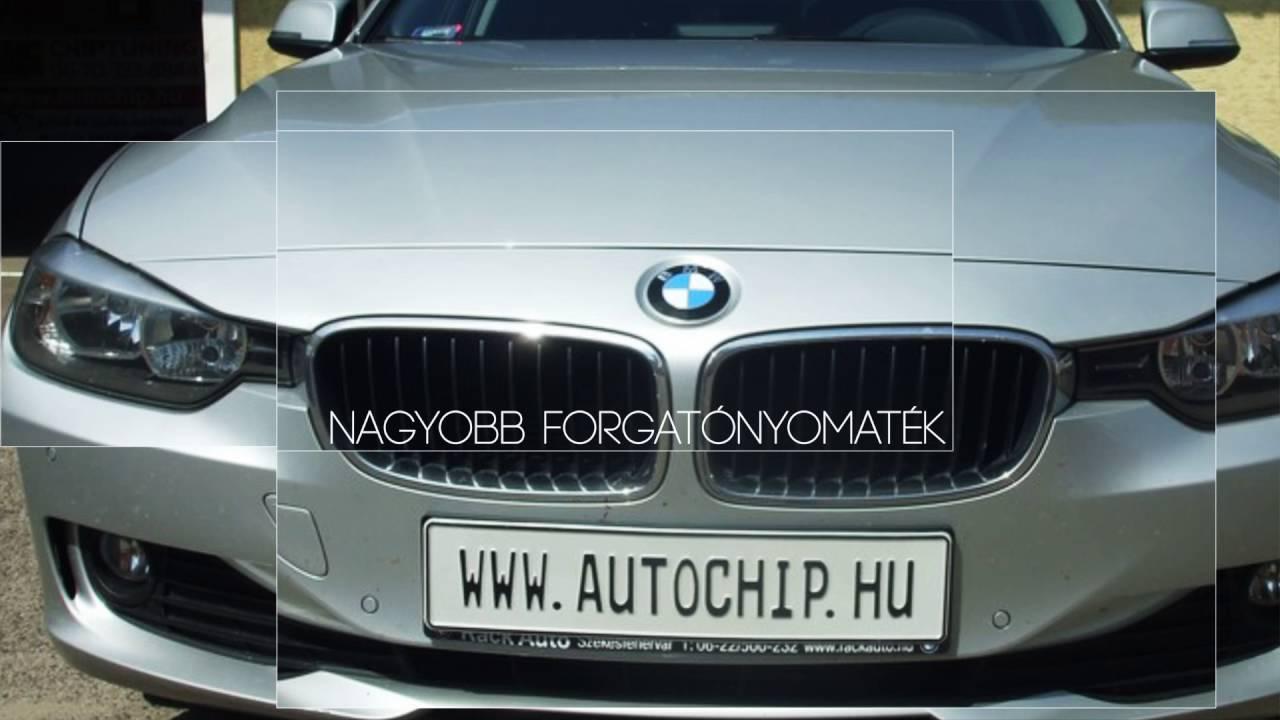 BMW Chiptuning – MMC Autochip