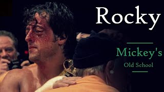 ᴴᴰ Rocky Motivation Speech || Mickey Old School [2015]
