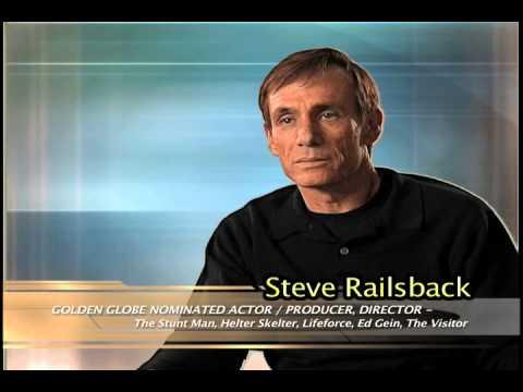 THE ACTOR'S JOURNEY® - STEVE RAILSBACK
