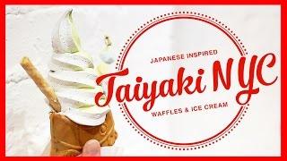NOM:  Taiyaki NYC (Japanese Fish Dessert)