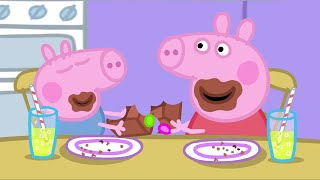 Мультфильмы Серия - Свинка Пеппа на русском все серии подряд - Сборник 9 - Мультики