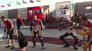 Honda TT Legends - Albacete 8-hour: pit stop preparation