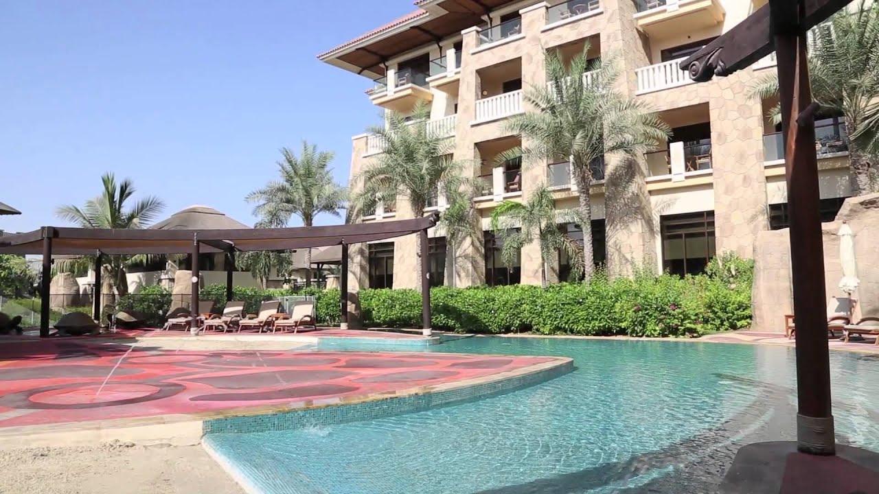 Sofitel dubai the palm resort spa kids pool 2 youtube for Pool and spa show dubai