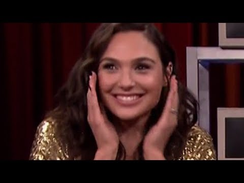 Gal Gadot has never had a Reese's Peanut Butter Cup, and 😧.