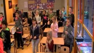 Groep 7: Muziekles Radetzkymars