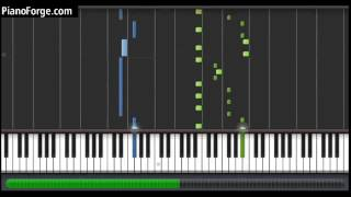 A Thousand Miles by Vanessa Carlton Free Piano Cover Tutorial - pianoforge.com