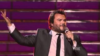 true HD Casey Abrams & Jack Black Fat Bottomed Girls ~ Finale American Idol 2011 (May 25)