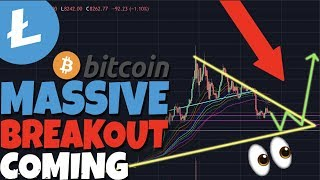 MUST WATCH: MASSIVE BREAKOUT IS COMING FOR LITECOIN & BITCOIN. Congress To Ban Libra?