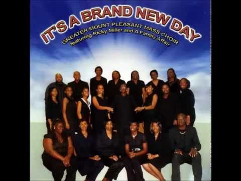 Greater Mount Pleasant Mass Choir - I've Been Through Too Much
