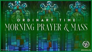9/18/21 Sat - 8:15am Prayer \u0026 9:00am Mass | St. Juan Macias | Fr. Michael Hurley, O.P.