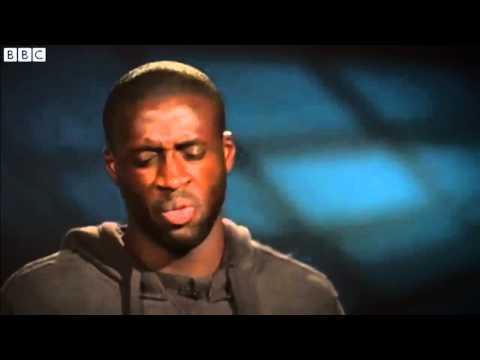 Yaya Toure Explosive Interview [ BBC]