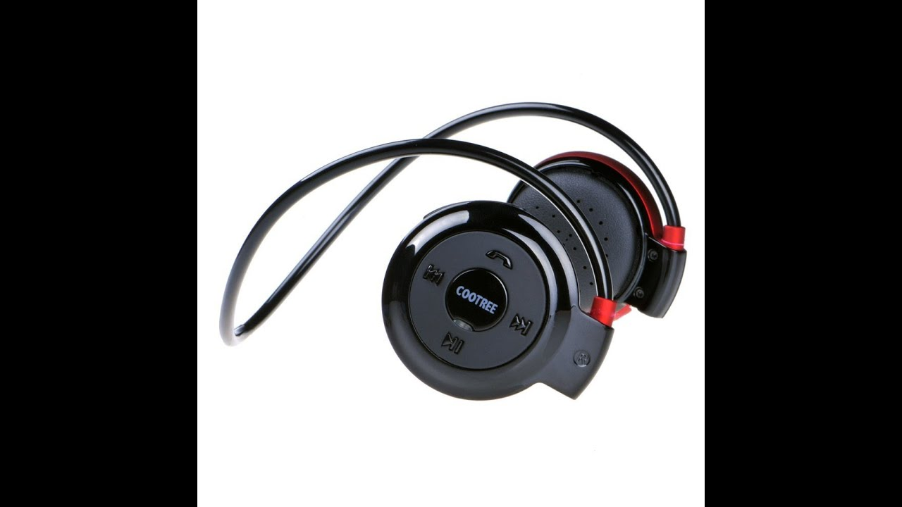 7c4aa123016 Great Cootree® Jogger sports Sweat Proof Wireless Bluetooth 4.0 Headset /  Headphone with AptX
