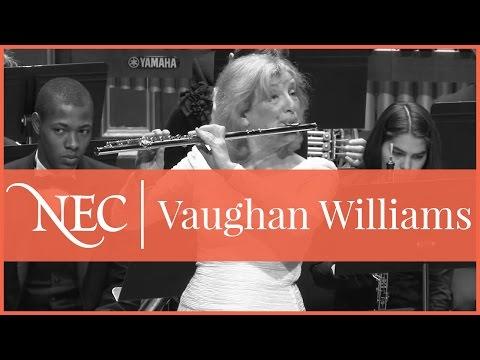 Vaughan Williams - Lark Ascending [ NEC Wind Ensemble]