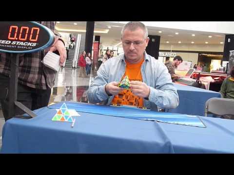 campeonato de espa a del cubo de rubik 2012 pyraminx 1