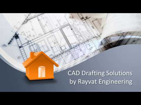 CAD Drafting Outsourcing, CAD Drafting Company India