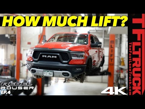 Finally: a Ram Rebel That Looks as Good as a Ford Raptor!   Rebel Rouser Ep.4
