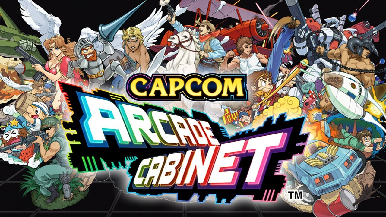Capcom Arcade Cabinet   All In One Pack   YouTube