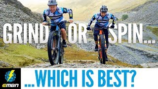 Spinning Vs Grinding   Which Is Best For E-Bike Riding?