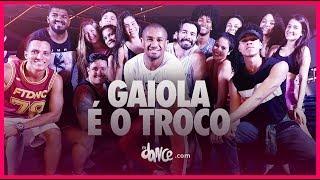 Baixar Gaiola É O Troco - MC Du Black   FitDance TV (Coreografia Oficial)
