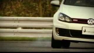 フォルクスワーゲン Golf GTI 富士スピードウェイ
